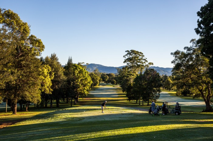 Become Part Of Our Golf Community