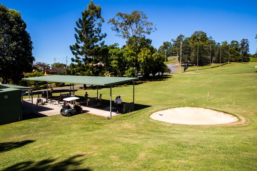 Our Golf Academy & Practice Range